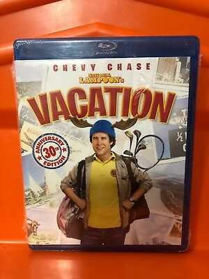 national lampoons vacation blu ray disc 2013 30th anniversary chevy chase