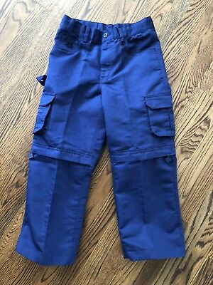 Cub Scouts Official Uniform Pants Switchback Navy Youth 10 BSA Boy Scout