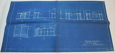 It's in the Bag! * 1944 MOVIE SET DESIGN CONCEPT BLUEPRINT * Jack Benny Comedy