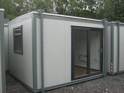 Portable building, site office, sales, marketing suite, NEW, £5750+VAT