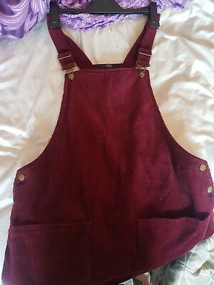 Ladies Corduroy Dress Size 14.