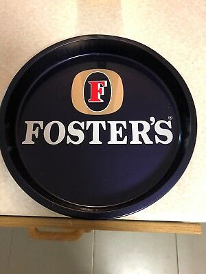 Fosters Lager Beer Tray Metal