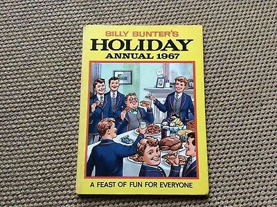 Billy Bunters Holiday Annual 1967 Odhams