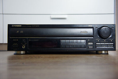 Pioneer - CLD-1600 - LaserDisc Player - PAL - CD CDV LD