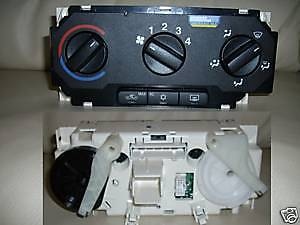 Astra Mk4 Heater Control Switch Panel 1998-2004  L@@k New (Last One Available)