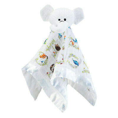 NEW Aden + Anais Classic Musy Mate Lovey - Paper Tales - Elephant