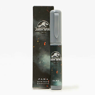 [ZARA JURASSIC WORLD] Children's Fragrance Perfume Eau De Toilette 10ml NEW