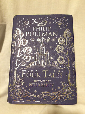 Four Tales by Philip Pullman (Hardcover, Doubleday/Random House, 2010)