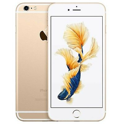 Movil Apple iPhone 6s Plus A1687 16GB Libre Dorado Sin Huella Digital | B