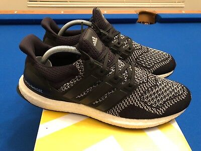 best cheap fbe78 713fc Adidas Ultra Boost 1.0 3M Black Reflective size 9.5