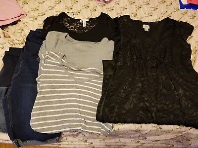 lot maternity clothes