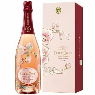 Perrier Jouet Belle Epogue 2005 Autumn Edition 75cl Gift Boxed 12% ABV