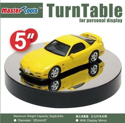 TRU09836 - Trumpeter Turntable Display - 125mm Diameter