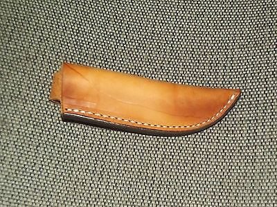 Custom Leather Sheath for Fixed Blade Knife 1016