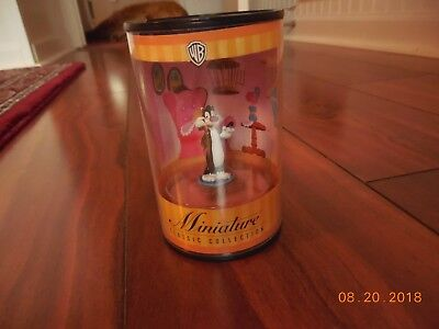 Warner Brothers Miniature Classic Collection--Animated Series--Sylvester the Cat