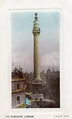 Old Beagles Postcard 1908 - London - The Monument