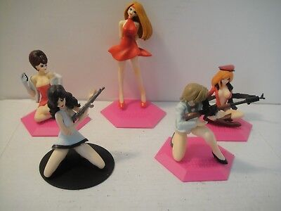 Lupin the Third Figure Monkey Punch Girls Collection Mine Fujiko