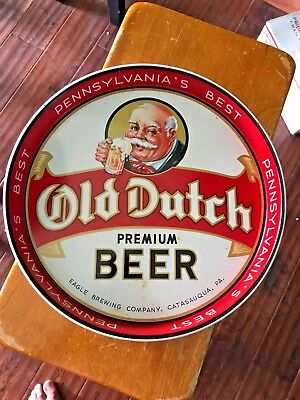 Old Dutch Beer Tray