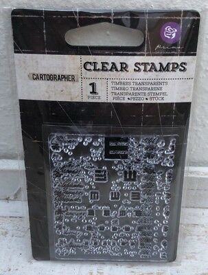 Clear Stamps Cartographer