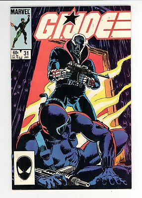 G.I. Joe A Real American Hero (1982) #31 VF+ 8.5