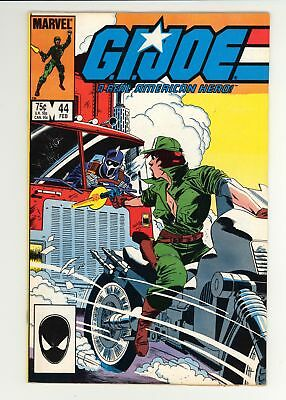 G.I. Joe A Real American Hero (1982) #44 VG/F 5.0