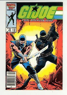 G.I. Joe A Real American Hero (1982) #46 VF 8.0