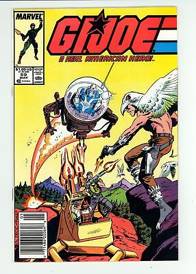 G.I. Joe A Real American Hero (1982) #59 VF/NM 9.0