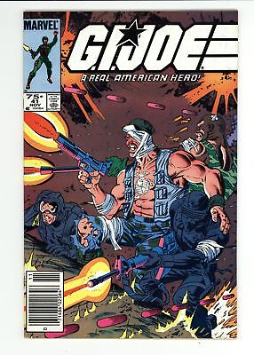 G.I. Joe A Real American Hero (1982) #41 VF/NM 9.0