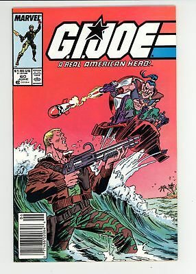 G.I. Joe A Real American Hero (1982) #60 VF/NM 9.0