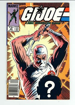 G.I. Joe A Real American Hero (1982) #42 VF- 7.5