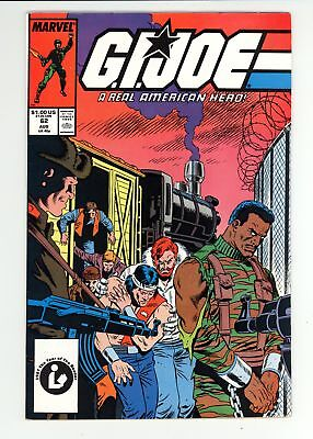 G.I. Joe A Real American Hero (1982) #62 VF/NM 9.0