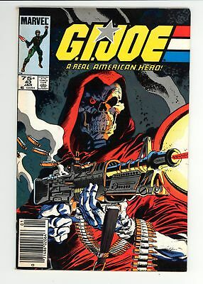 G.I. Joe A Real American Hero (1982) #43 F/VF 7.0