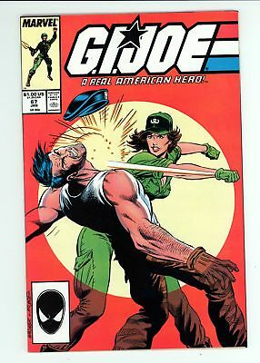 G.I. Joe A Real American Hero (1982) #67 VF/NM 9.0