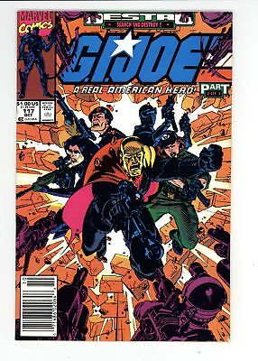 G.I. Joe A Real American Hero (1982) #117 FN+ 6.5