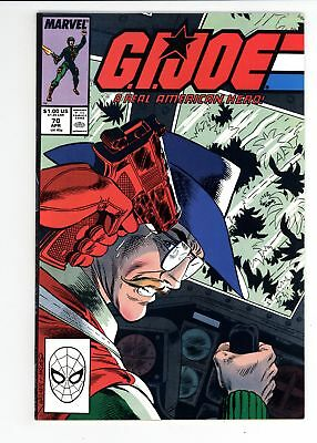 G.I. Joe A Real American Hero (1982) #70 NM- 9.2