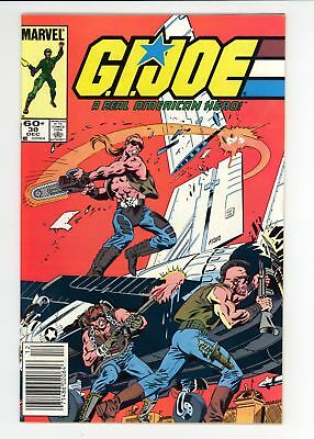 G.I. Joe A Real American Hero (1982) #30 NM- 9.2