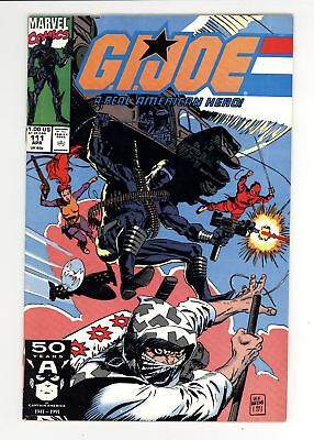 G.I. Joe A Real American Hero (1982) #111 FN+ 6.5