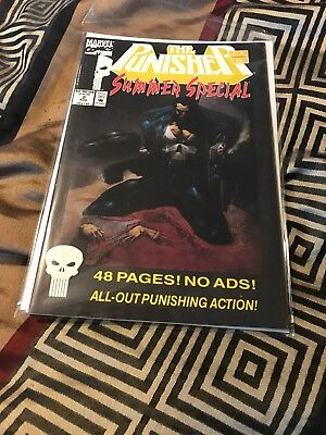 The Punisher Summer Special #2 (Aug 1992, Marvel)