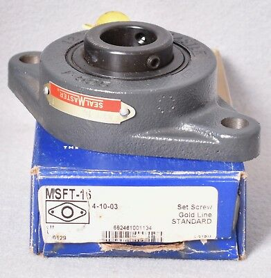 SealMaster MSFT-16 Ball Bearing Flange Unit