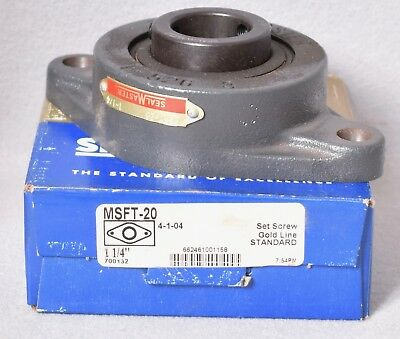 SealMaster MSFT-20 Ball Bearing Flange Unit