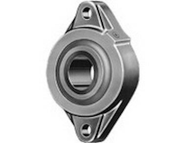 DODGE 033188 F2B-LT10-100 Mounted Ball Bearing