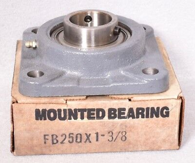 HUB CITY FB250X1-3/8 Mounted Bearing