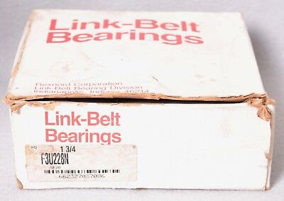 LINK BELT F3U228N Flange Ball Bearing