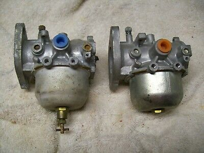 Wisconsin Engine Zenith L86  Carburetors For S10D & S12D Engines