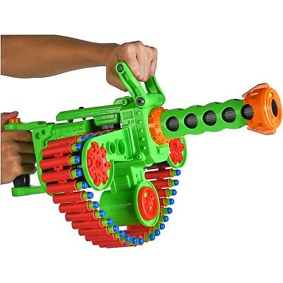 Full Auto Nerf Guns Best Gifts for Kids Little Boys Christmas Present Play Sale