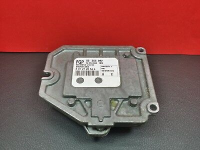 Vauxhal Corsa engine ECU 5WK9 384 55355042 5WK9384 55 355 042