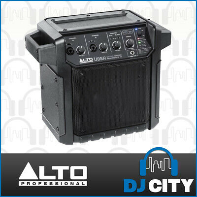 Alto Uber Portable PA Battery Powered Speaker 50W with Bluetooth