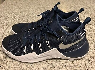 promo code 84802 735f7 ... order new nike hypershift tb promo 856488 442 basketball shoes men sz  12.5 navy blue 0b36a