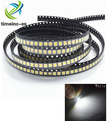 100PCS POWER TOP SMD SMT White PLCC-2 3528 1210 Super Bright Light LED