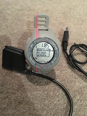Garmin Forerunner 210 Waterproof Watch